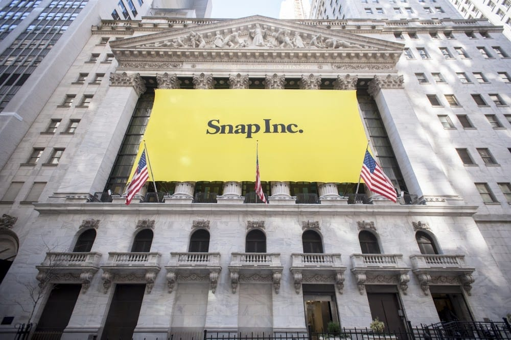 After Twitter, Snapchat's decision against the US President Trump